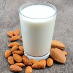 Want milk without pus? Switch to delicious almond milk :)