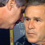 George Bush was shocked when he found out his milk contained pus. He still drank it anyway ...